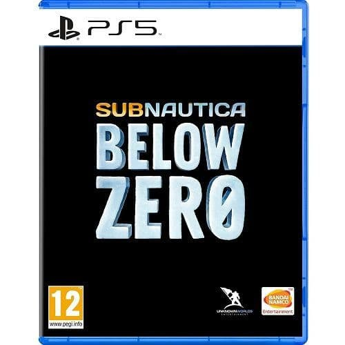 Subnautica Below Zero PS5 Game